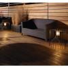 Luminaires de luxe extérieur ICARO  MODO LUCE