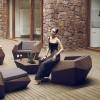 Fauteuil design & Lumineux FAZ, H70cm VONDOM