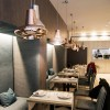 Luminaires salon design GIULIETTA, H27cm ZAFFERANO / AI LATI