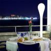 Luminaires de luxe extérieur ONA Blanc, H199.4cm MILAN ILUMINACION