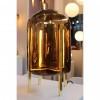 Lampes à poser de luxe BELLADONNA, H42cm CONCEPT VERRE