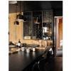 Luminaires salon design BAG KARMAN