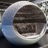 Transats design jardin & piscine ULM MOON AVEC TOIT, H205cm VONDOM