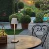Luminaires de jardin design POLDINA, H38cm ZAFFERANO / AI LATI