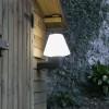 Eclairage exterieur piscine MISTU, H22cm FARO