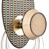 Appliques design MASSAI, H79cm MARKET SET