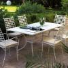 Table design & lumineuse - Table haute ASCOT Gris anthracite, H75cm VERMOBIL