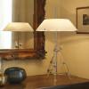 Luminaires entrée ASHANGHAI Blanc, H77cm FONTANA ARTE