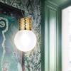 Luminaires entrée ATMOSFERA, H44,5cm SLAMP