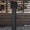Bornes jardin extérieures BEND, H101.5cm BELID