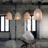 Luminaires chambre design BLACK OUT KARMAN