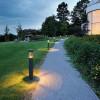 Bornes jardin extérieures SLOTS SLV