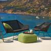 Canapé Design & Lumineux - Sofa BREEZE CANE LINE