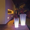 Pots lumineux design BYE BYE, H100cm VONDOM