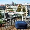 Chaise design & lumineuse COPENHAGEN CITY - VENDUE PAR 2 CANE LINE