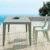 Table design & lumineuse - Table haute SKYLINE, H75cm VERMOBIL