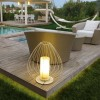 Luminaires de luxe extérieur CELL S, H62cm KARMAN