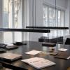 Luminaires salon design COHIBA, H55cm FORMAGENDA