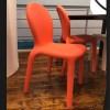 Chaise design & lumineuse CHLOE, H87cm PLUST COLLECTION