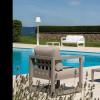 Fauteuil design & Lumineux QUATRIS, H69cm VERMOBIL