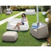 Canapé Design & Lumineux - Sofa SUGAR, H80cm LYXO