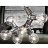 Luminaires salon design DNA TRIPLE NEXT