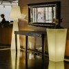 Pots lumineux & Pots design MELISA, H110cm NEW GARDEN