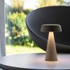 Lampes à poser extérieures FADE, H22cm PLUST COLLECTION