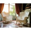 Fauteuil design & Lumineux QUEEN OF LOVE, H112,5cm SLIDE