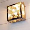 Luminaires de luxe extérieur VITRINE PETITE AUTHENTAGE