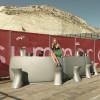Bars - rangements design & lumineux FIESTA , H115cm VONDOM