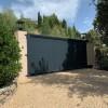 Bornes jardin extérieures VITRINE PILLAR LANTERN, H45cm AUTHENTAGE