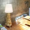 Luminaires de luxe extérieur MADAME OF LOVE, H200cm SLIDE