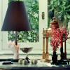 Luminaires entrée MANO Noir, H70cm FONTANA ARTE