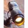 Luminaires de luxe extérieur MICRO UP & DOWN, H23cm AUTHENTAGE