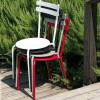 Chaise design & lumineuse GRACE, H83cm VERMOBIL