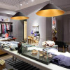 Luminaires salon design HAT, H10.6cm MILAN ILUMINACION