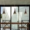 Luminaires salon design FUNNEL, H43cm Aldo BERNARDI