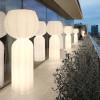 Luminaires terrasse balcon CUCUN, H190cm SLIDE