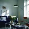 Luminaires chambre design DENVER, H200cm LUZ EVA