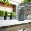Eclairage exterieur piscine LISENNE, H28.5cm SLV