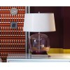 Luminaires chambre design LOUBNA, H51cm BROSSIER SADERNE