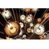 Luminaires salon design CIRCE 1 CONCEPT VERRE