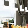 Luminaires salon design LED BOX, H135cm ALMALIGHT