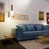 Luminaires salon design LUCK, H55cm ESTILUZ Design
