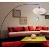 Suspensions plafonniers de luxe MAGNAN Transparent, H210cm CONCEPT VERRE