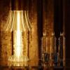 Luminaires chambre design MARIE LOUISE Transparent, H60cm SANDER MULDER