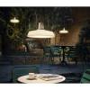 Luminaires de luxe extérieur MARIETTA Blanc, H15.6cm BOVER