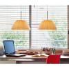 Luminaires salon design MEI 38, H41cm BOVER