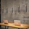 Luminaires salon design MINIMAL, H25.5cm  KUNDALINI